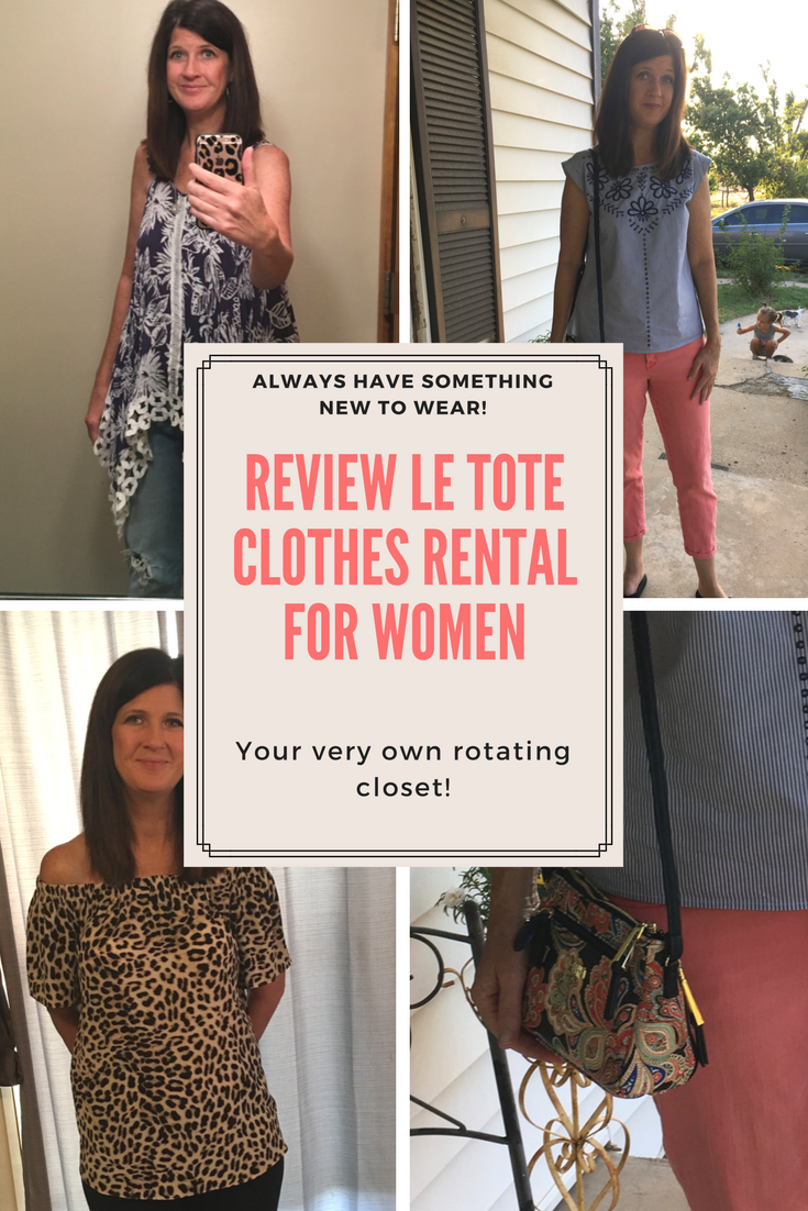 Review Le Tote Clothes Rental For Women